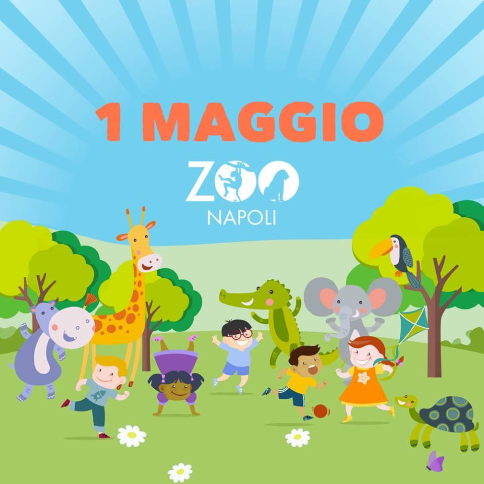 1 maggio allo zoo