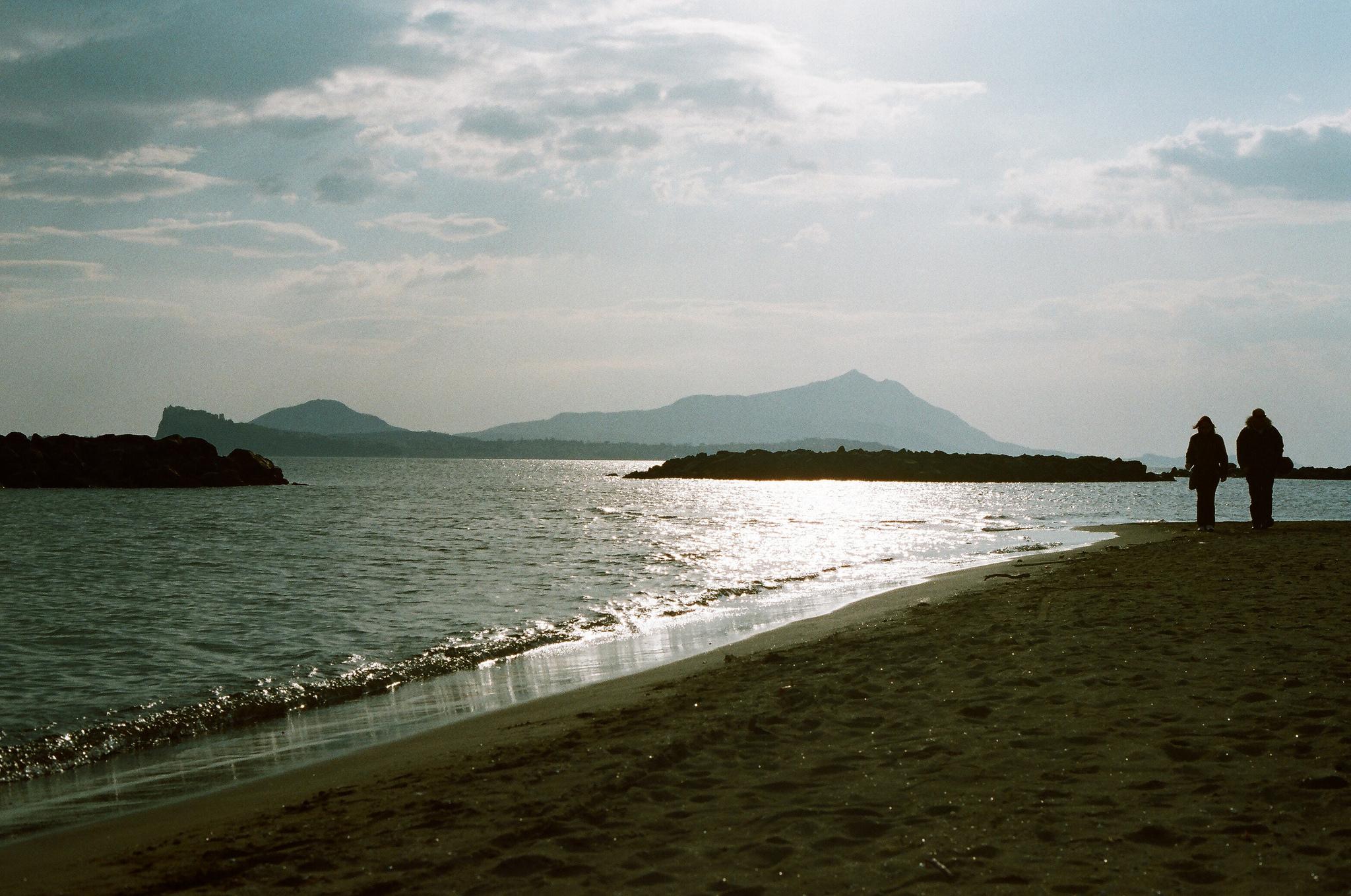 Spiaggia Miseno.