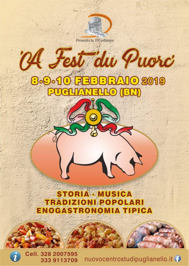 'A Fest' du Puorc' - 15^ edizione