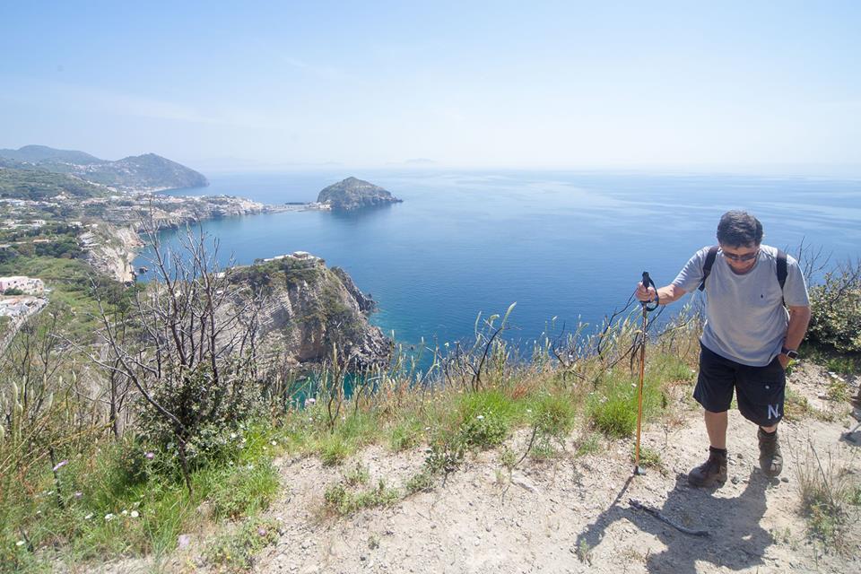 Andar per Sentieri a Ischia 2019