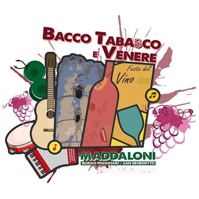 Bacco Tabasco E Venere - Festa Del Vino