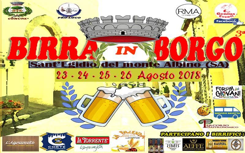 Birra in Borgo