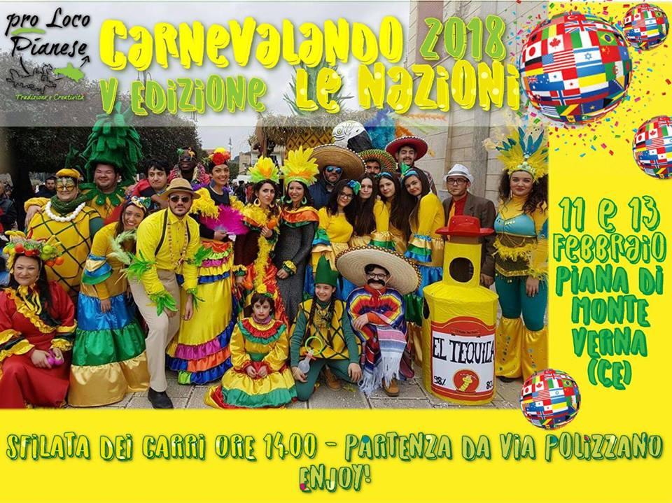 Carnevalando 2018