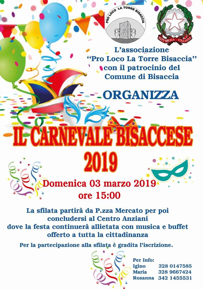 Carnevale Bisaccese