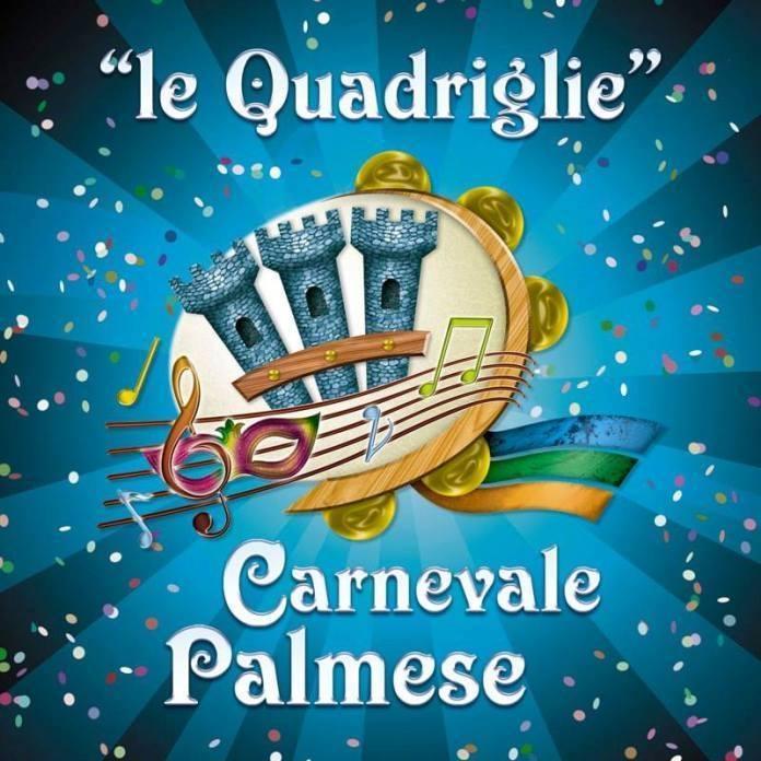 Carnevale Palmese. Logo