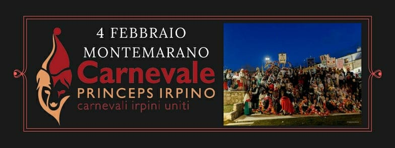 """""""Carnevale Princeps Irpino"""