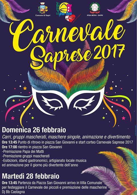Carnevale Saprese
