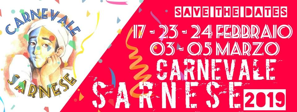 Carnevale Sarnese 2019