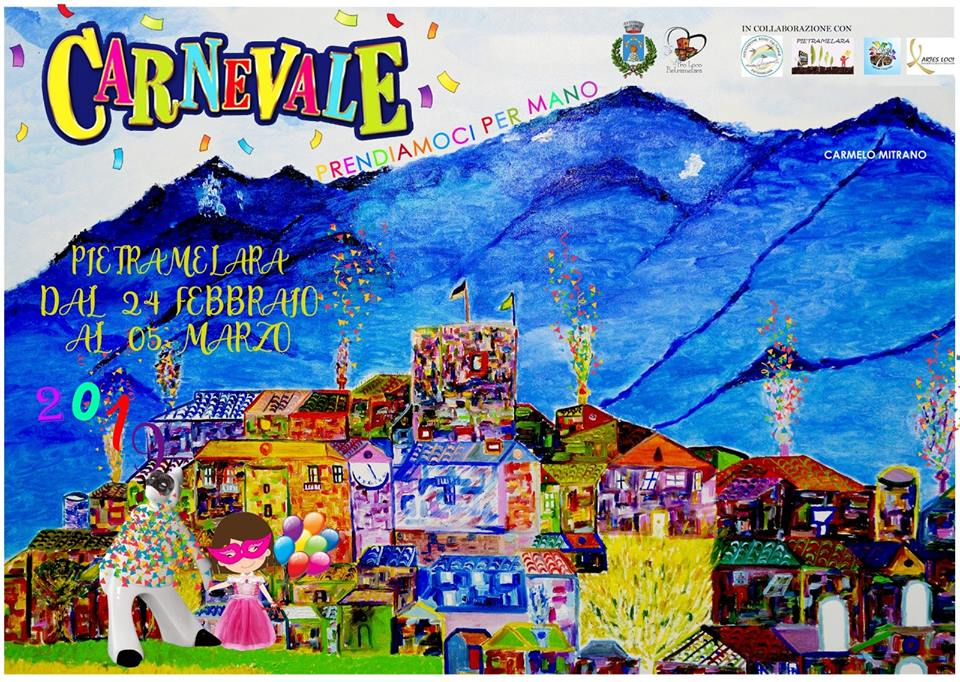 Carnevale a Pietramelara