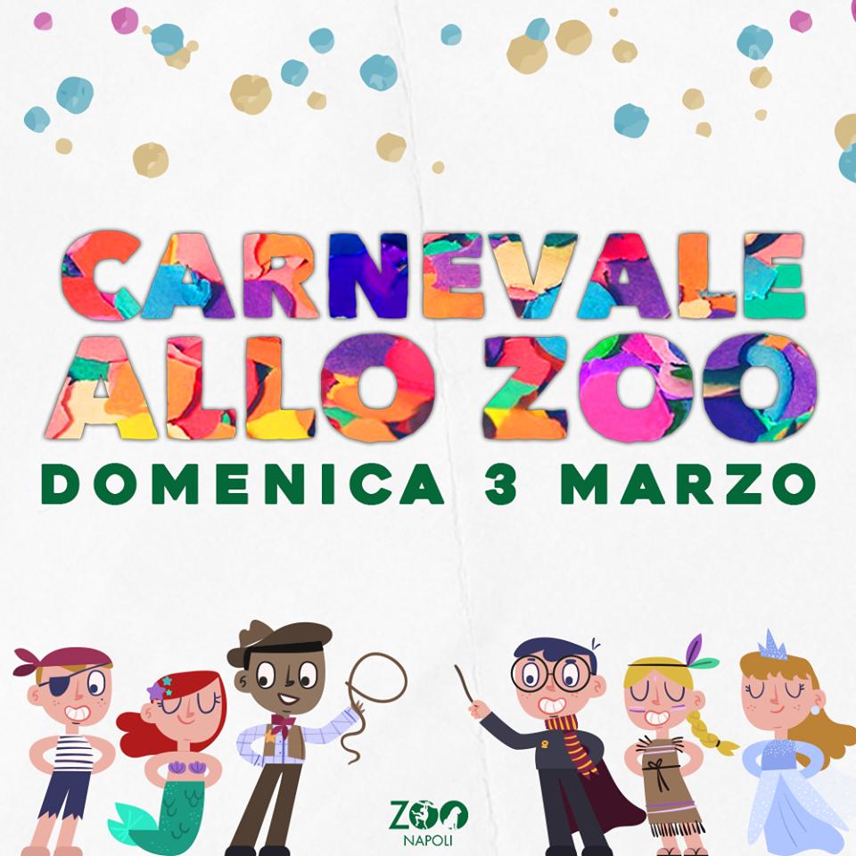 Carnevale allo zoo