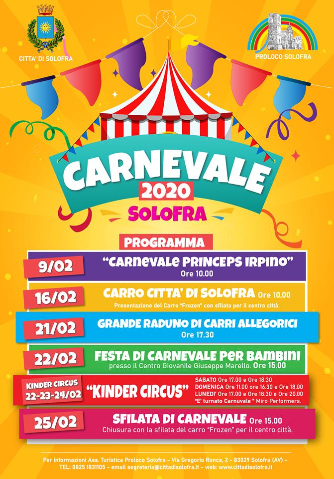 Carnevale di Solofra