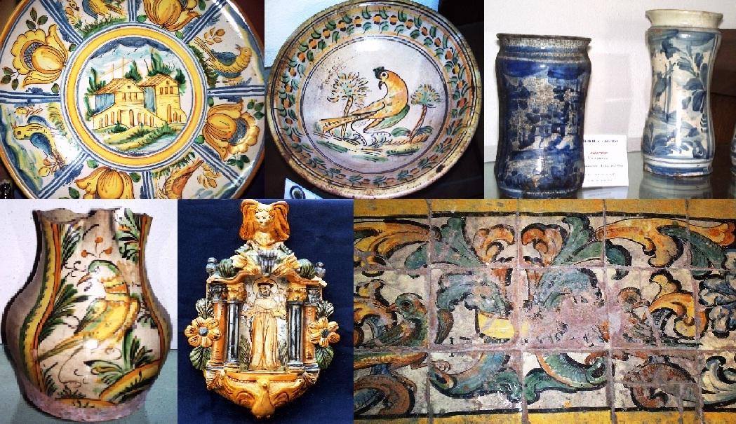 Ceramica di Cerreto Sannita