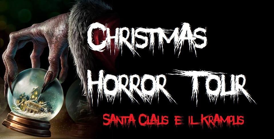Christmas Horror Tour, Santa Claus e il Krampus