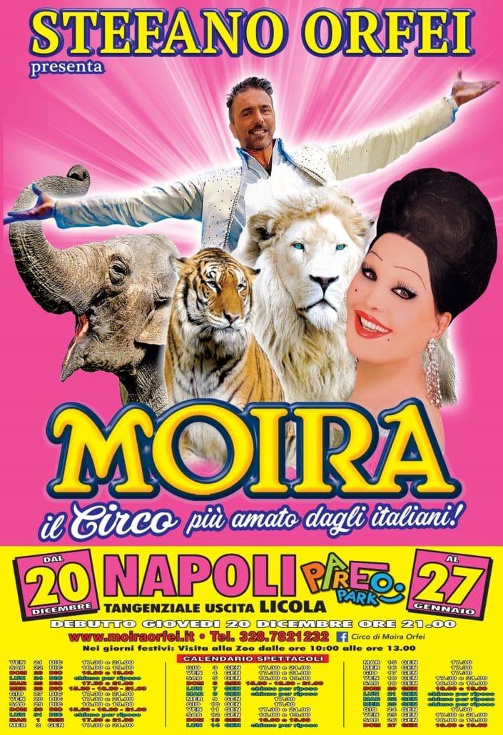 Circo di Moira Orfei