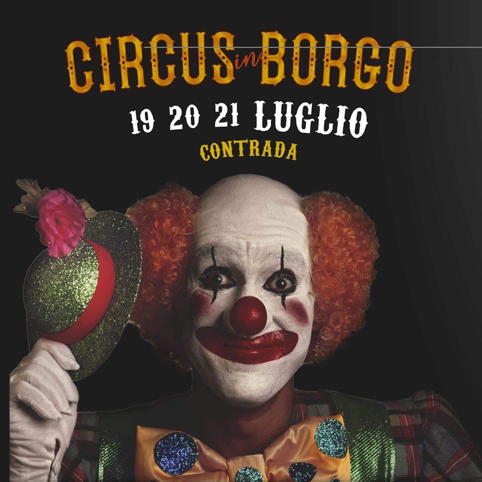 Circus in Borgo