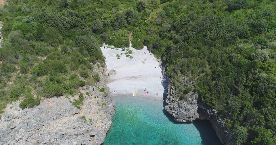 Costa degli Infreschi trekking e mare in Paradiso