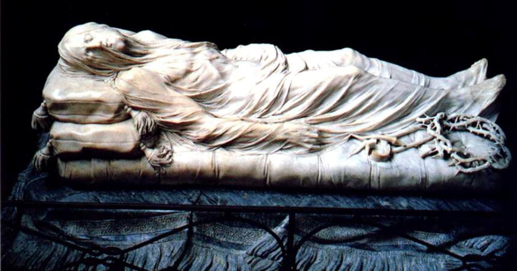 Cristo velato. Cappella Sansevero