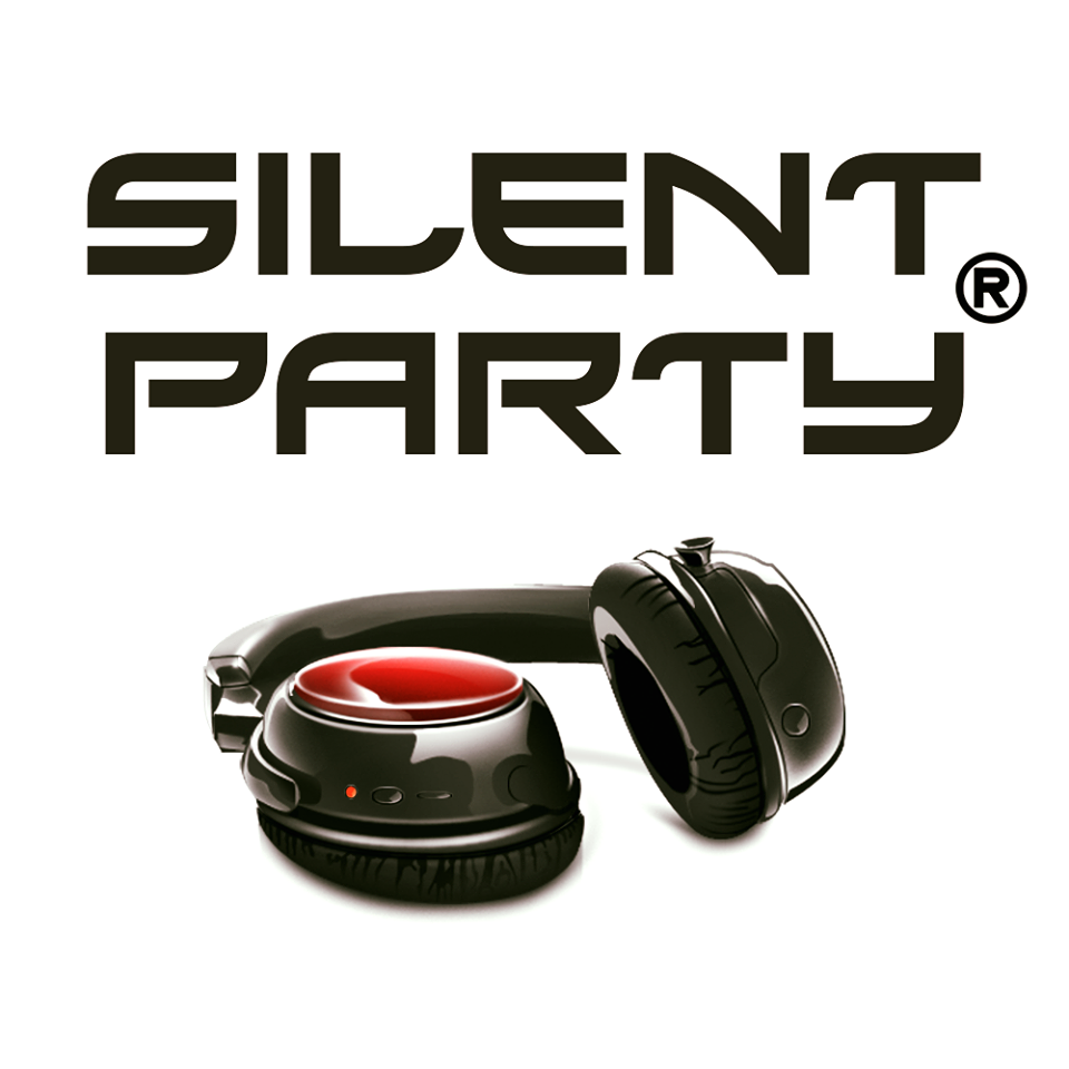 Cuffie silent Party
