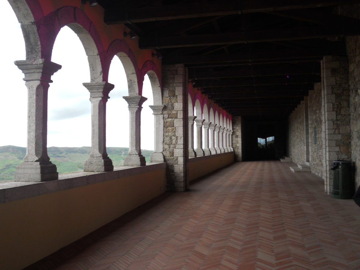 Castello di Bisaccia