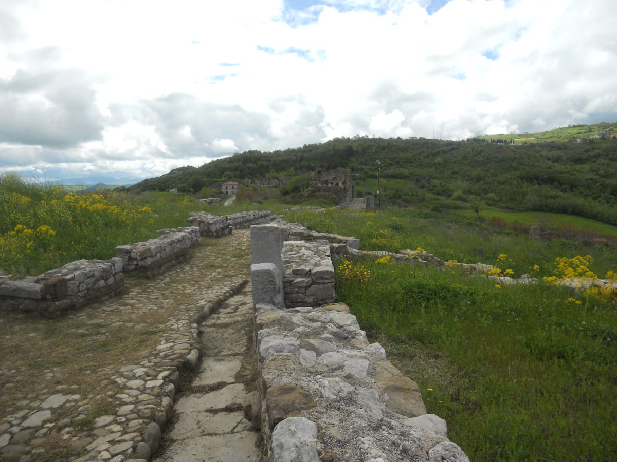 Carbonara. L'antica Aquilonia