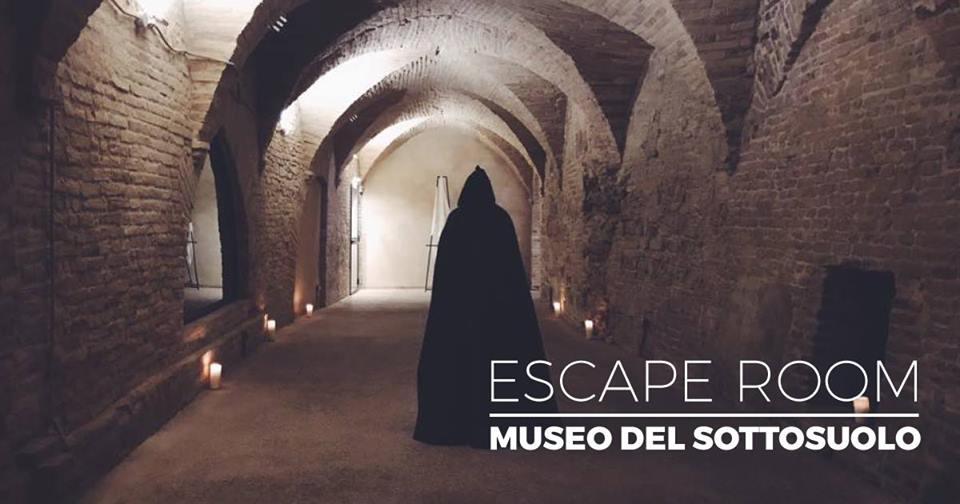 Escape Room al Museo del Sottosuolo – La Caverna Infestata