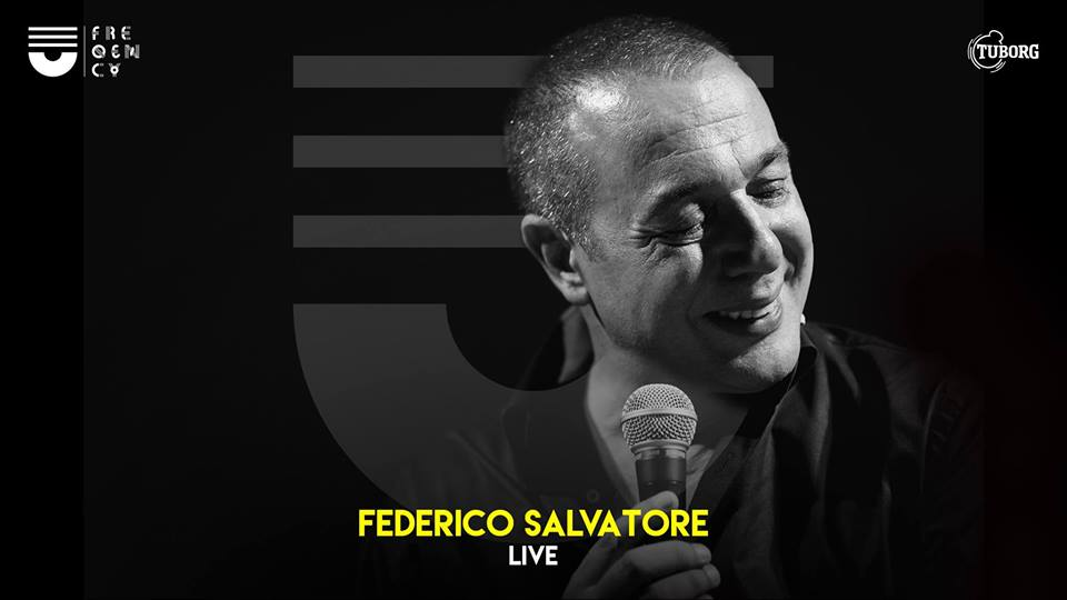 Federico Salvatore live al Freqency