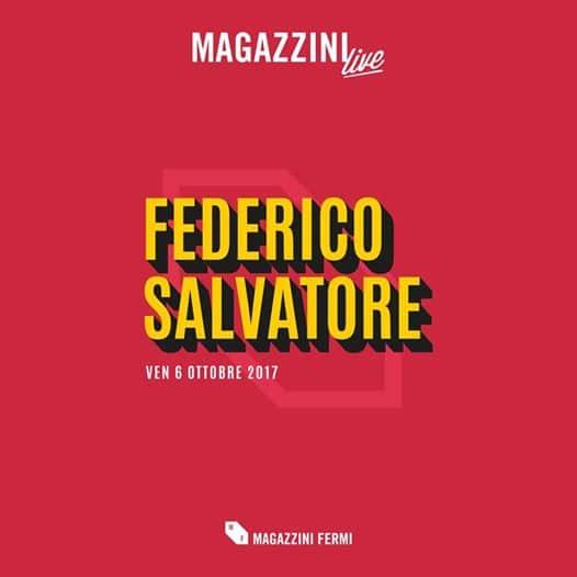 Federico salvatore live ai magazzini fermi di aversa - Federico salvatore sulla porta ...