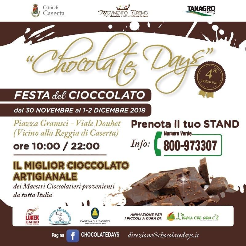 Festa del cioccolato Caserta