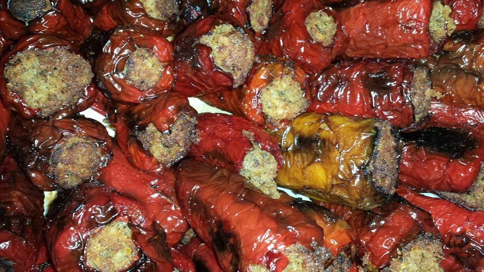 Festa del peperone ripieno e del fagiolo a Tocco Caudio