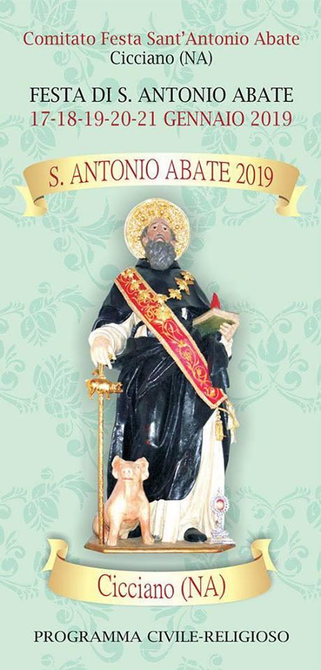 Festa di Sant'Antonio Abate Cicciano