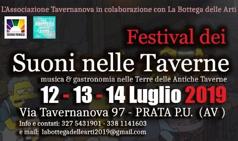Festival Dei Suoni Nelle Taverne