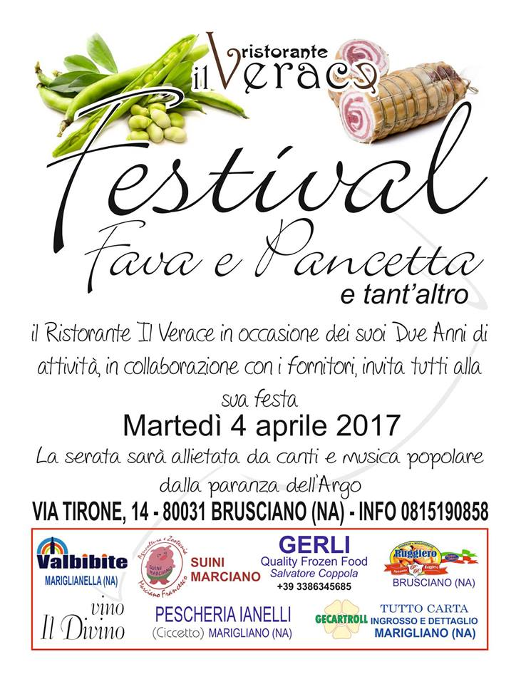 Festival Fave e Pancetta