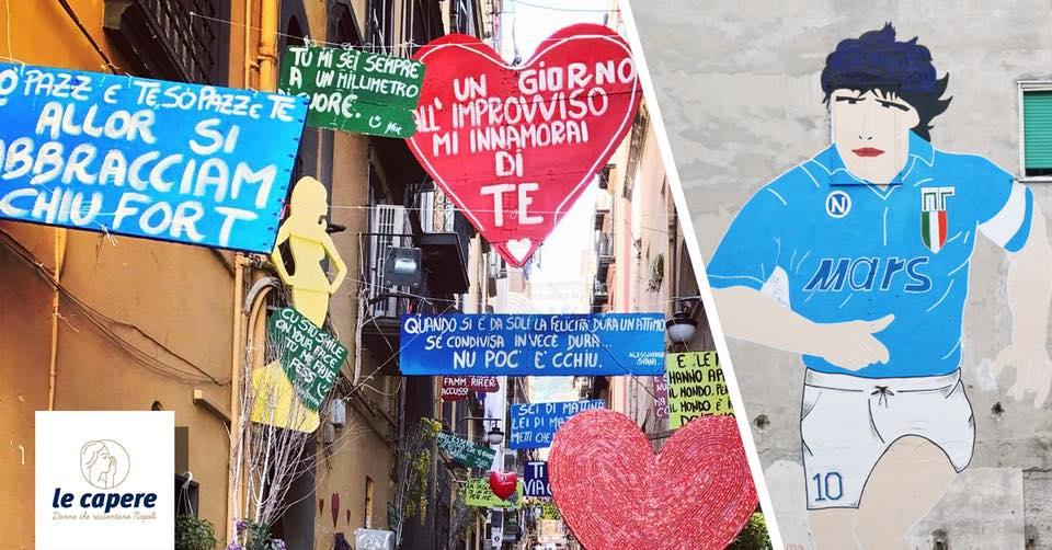 Fine dell'anno ncopp 'e Quartieri Spagnoli con spritz!