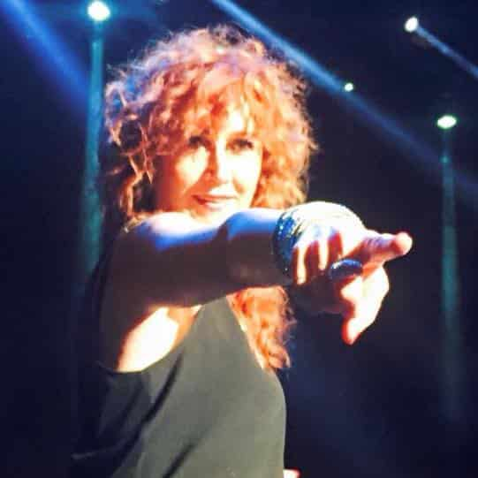 Fiorella Mannoia live al Teatro Augusteo