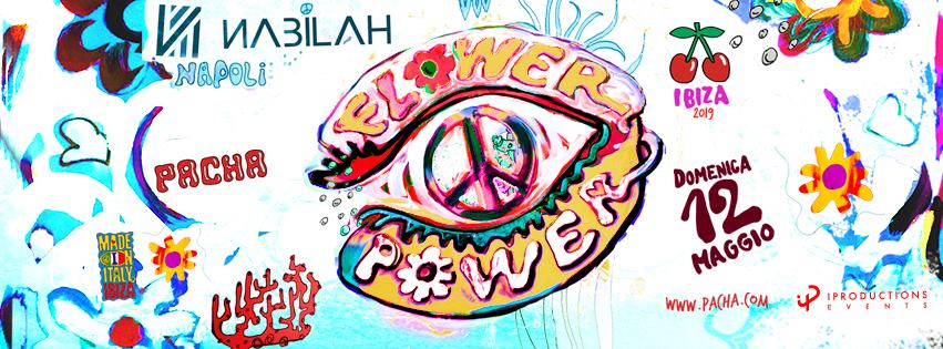 Flower Power by Pacha at Nabilah