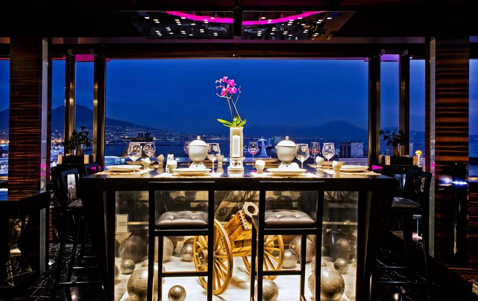 Il Comandante Restaurant - Romeo hotel