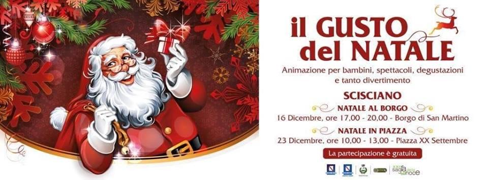 Il Gusto del Natale al Borgo San Martino
