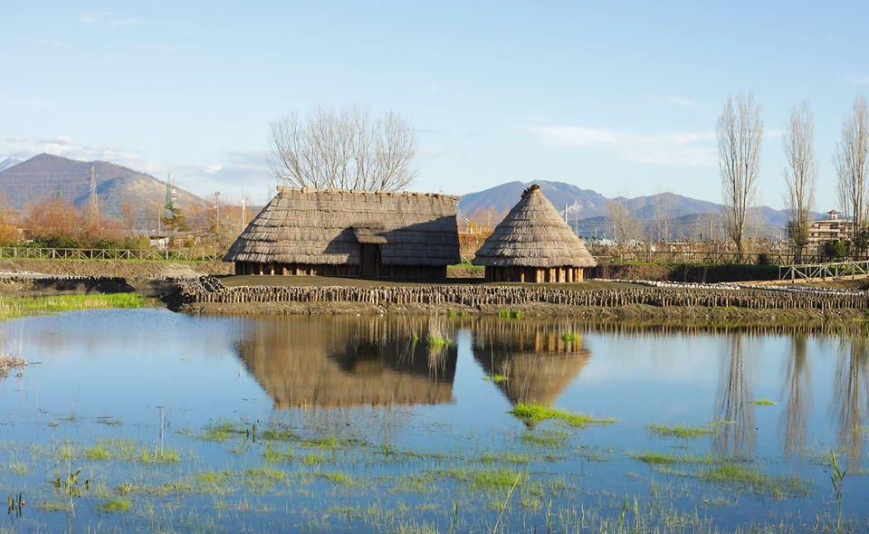 Inaugurazione Parco Archeologico Naturalistico di Longola