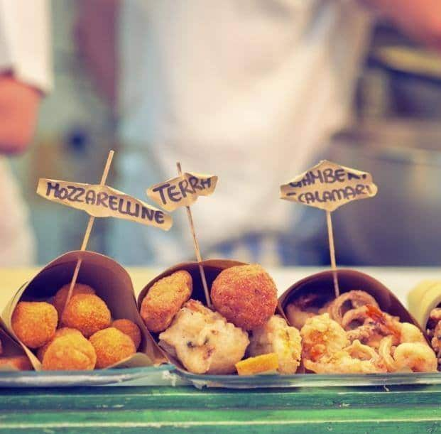 International street food