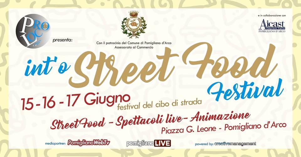 Int'o Street Food Festival - Pomigliano