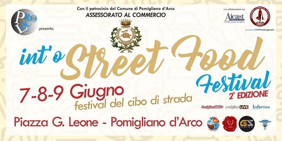 Int'o Street Food Festival
