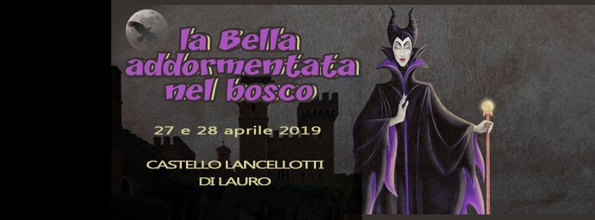 La Bella Addormentata al Castello Lancellotti