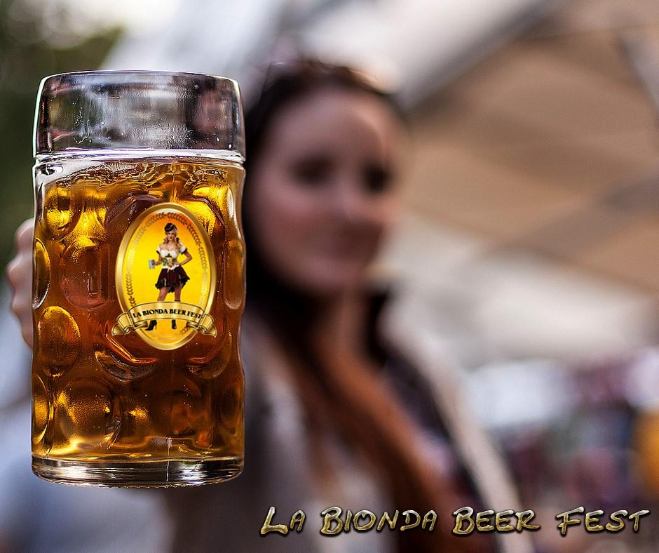La bionda BEER FEST