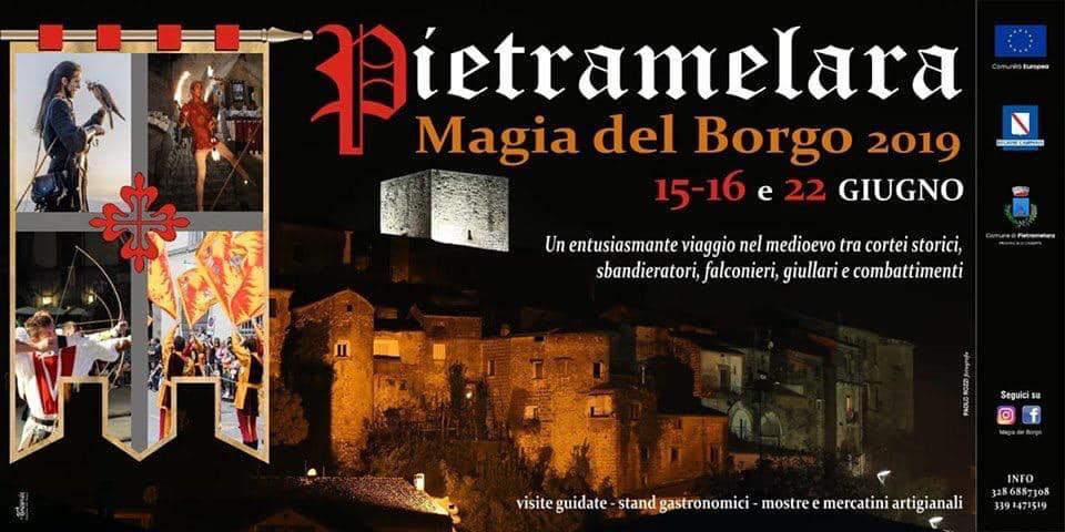 La Magia del Borgo di Pietramelara