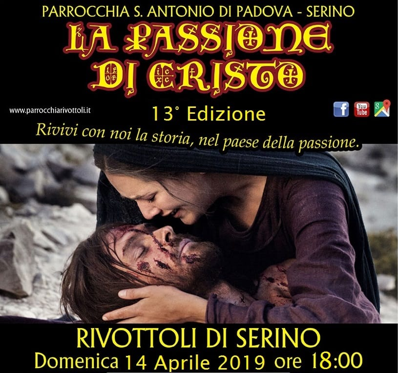Via Crucis Rivottoli-Serino