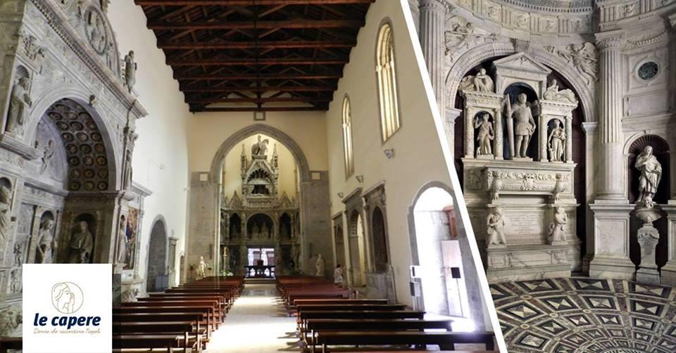 La chiesa di San Giovanni a Carbonara