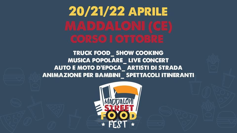 Maddaloni Street Food Fest