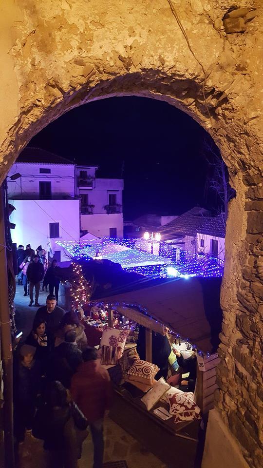 Mercatini di Natale nel Borgo Medioevale di Castellabate