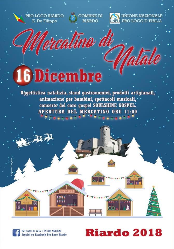 Mercatino Di Natale a Riardo