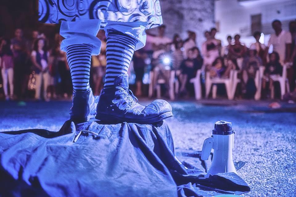 Mojoca, Festival Artisti di Strada